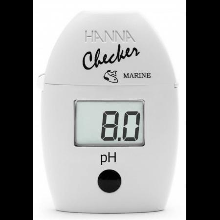 Hanna Checker pocket fotometer pH (zeewater)