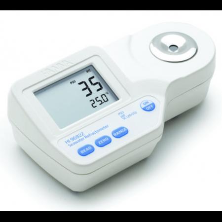 Hanna digitale refractometer (Zoutdensitometer) HI96822