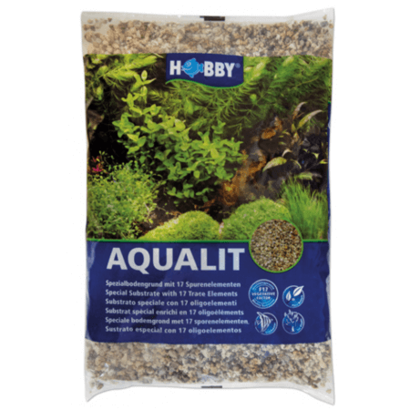 Hobby Aqualit, Bodemgrond