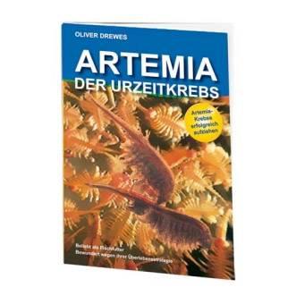 Hobby Artemia-boek, Engels