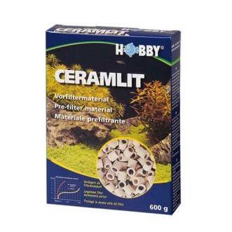 Hobby Cermalit, Filterpijpjes, 600 g