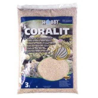 Hobby Coralit, extra grof, 3 l