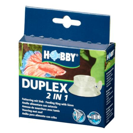 Hobby Duplex combizeef (voer ring)