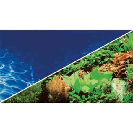 Hobby Fotoachterwand planten 8 / Marin Blue