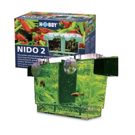 Hobby Nido II, kweekhouder