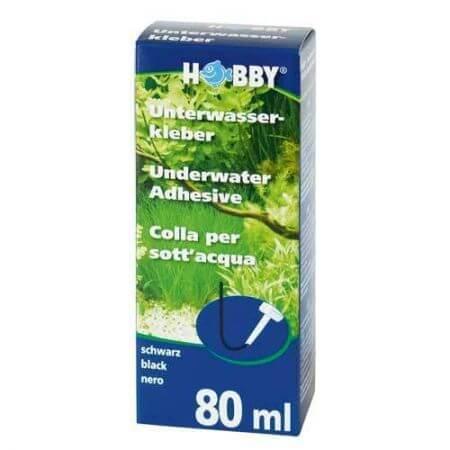 Hobby Onderwaterlijm transparant, mini koker, 80ml.