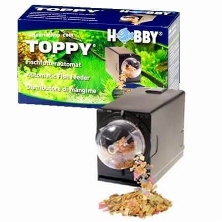 Hobby Toppy, voerautomaat