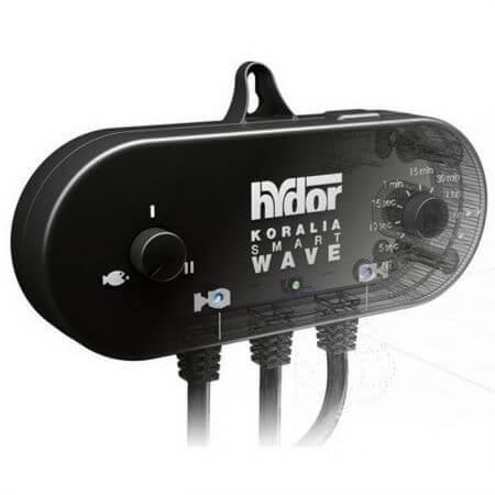 Hydor Smart Wave voor Koralia EVO pompen (2-kanaals controller voor meerdere pompen)