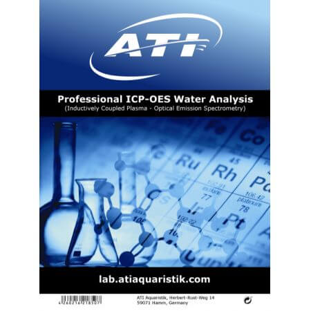 ATI ICP-OES Water Analysis - enveloppe (+ RO water test) afbeelding