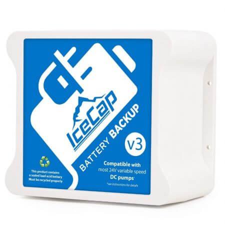 IceCap Backupbatterij v3