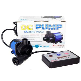 Jecod DC650 pump with controller