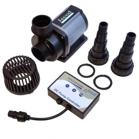 Jecod DCS-15000 opvoerpomp met controller