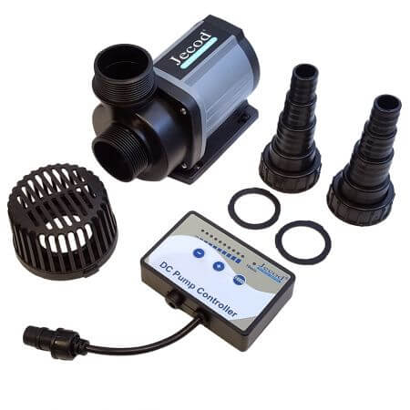 Jecod DCS-5000 opvoerpomp met controller
