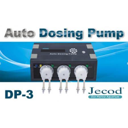 Jecod DP3 Doseerpomp 3-kanaals