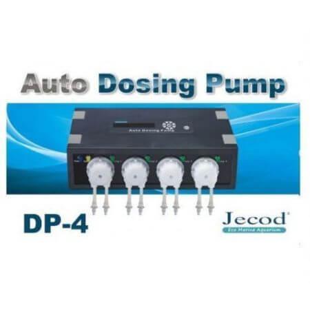 Jecod DP4 Doseerpomp 4-kanaals