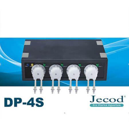 Jecod DP4S Doseerpomp 4-kanaals SLAVE
