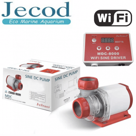 Jecod/Jebao MDC-5000 Wi-Fi opvoerpompen