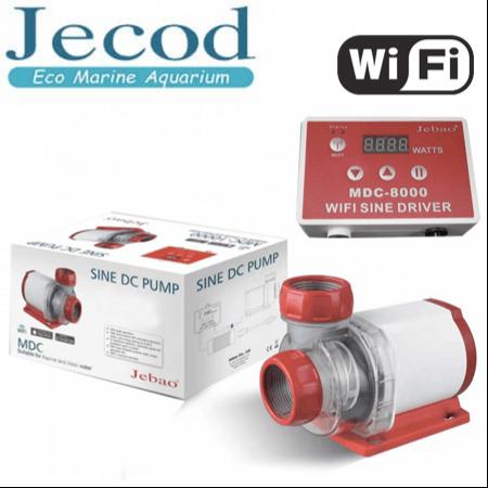 Jecod/Jebao MDC-8000 Wi-Fi opvoerpompen