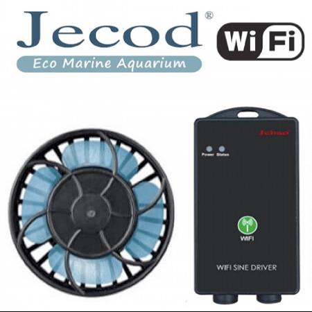 Jecod/Jebao SLW-30 M Wi-Fi stromingspompen (sine wave)