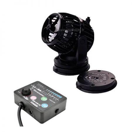 Jecod SW20 + controller (Stromingspomp/wavemaker)