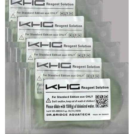 KH Guardian Pro (KHG) reagensoplossing