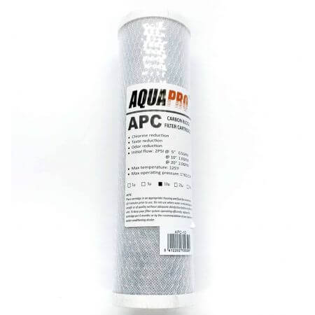 Kool cartridge voor Aquapro 50/80/100 - CT-RO-50/75/100G