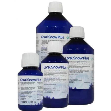 Korallen-Zucht Coral Snow Plus