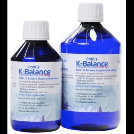 Korallen-Zucht K-Balance