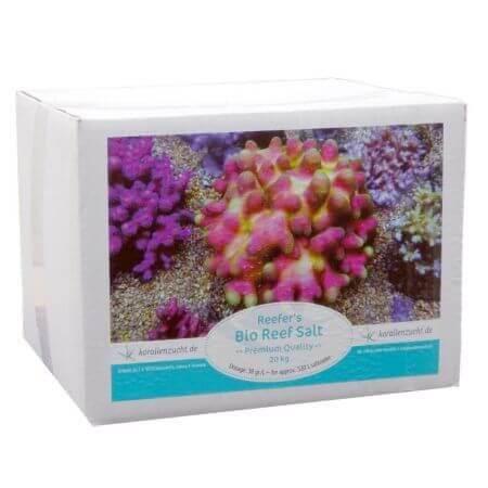 Korallen-Zucht KZ Bio Reef Salt