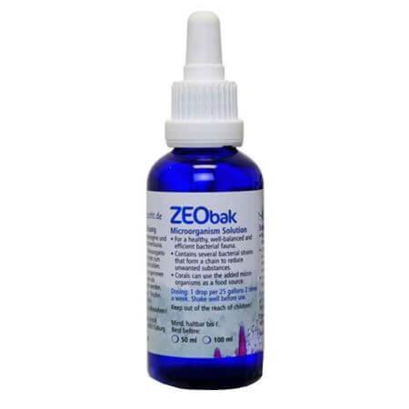 Korallenzucht ZEObak - 50 ml