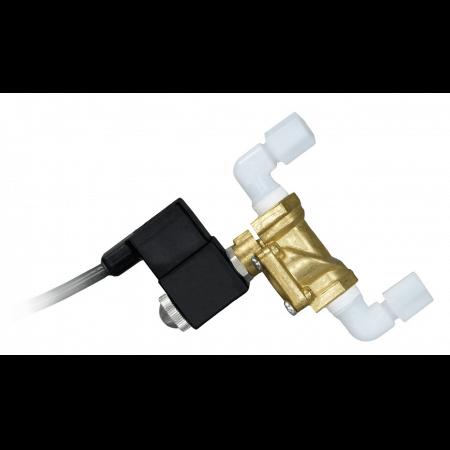 Magneetventiel voor tapwater 2 x 3/8inch - 4/6mm