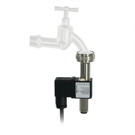 """Magneetventiel voor waterkraan 3/4"""" - 4/6mm"""