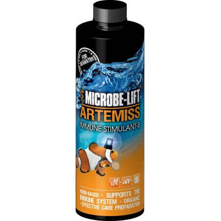 Microbe-Lift Artemiss Saltwater  8 oz  237ml
