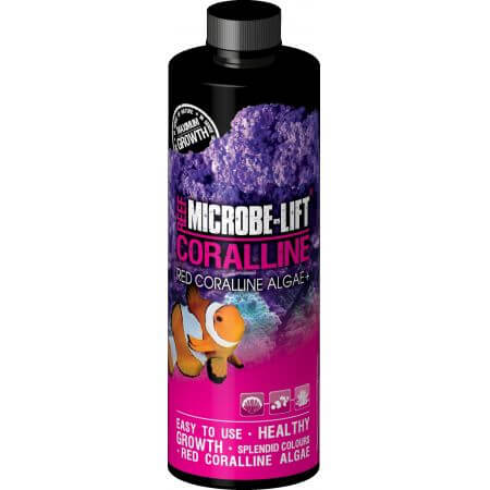 Microbe-Lift Coralline Algae Accelerator 4 oz 118ml