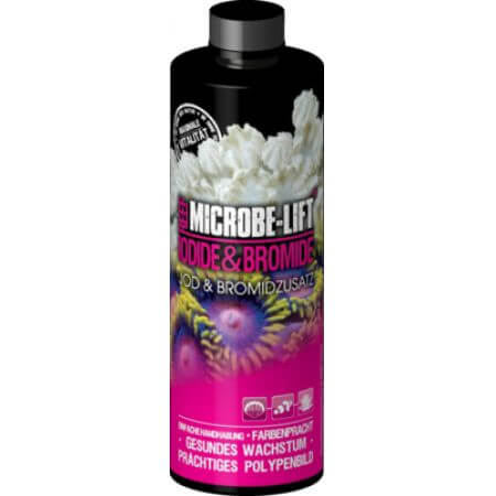 Microbe-Lift Iodide & Bromide 8 oz (236ml)