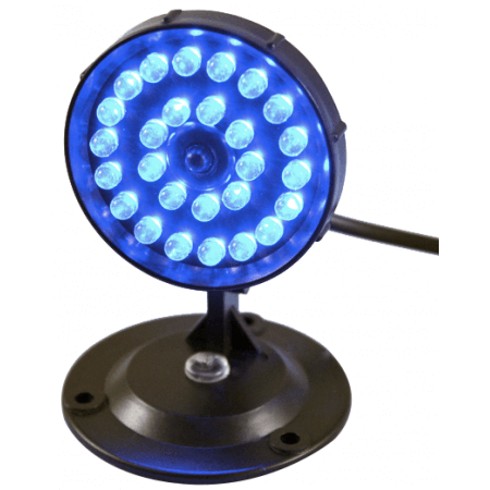 Mini LED MOON - maanlicht 27x blauw