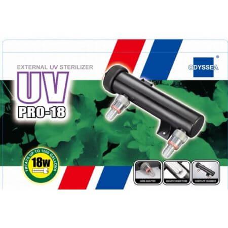Odyssea UV sterilizer 18W
