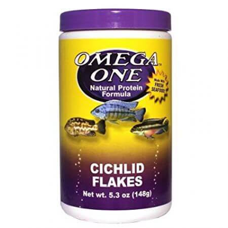 Omega One Ciclid Flakes