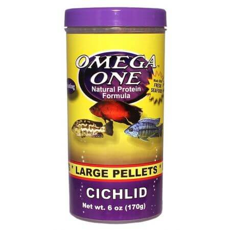Omega One Large Cichlid Pellets