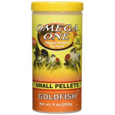 Omega One Goldfish Pellets