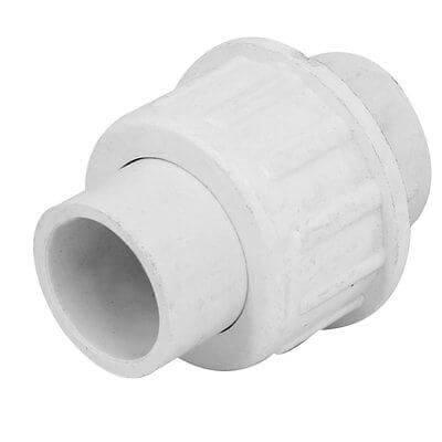 PVC WIT koppeling