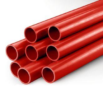 Nieuw PVC buis rood | PVC buizen, koppelingen, kranen & lijm DD-64