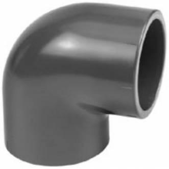 PVC 90 graden kniestukken