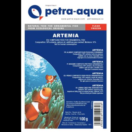 Petra Aqua Artemia Diepvries