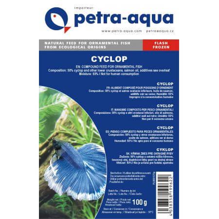 Petra Aqua Cyclops Diepvries