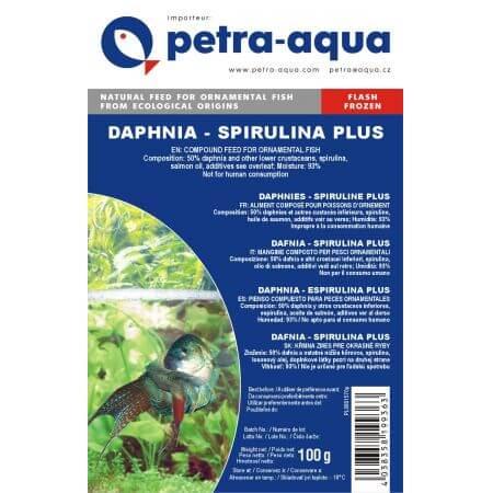 Petra Aqua Daphnia - Spirulina plus Frozen