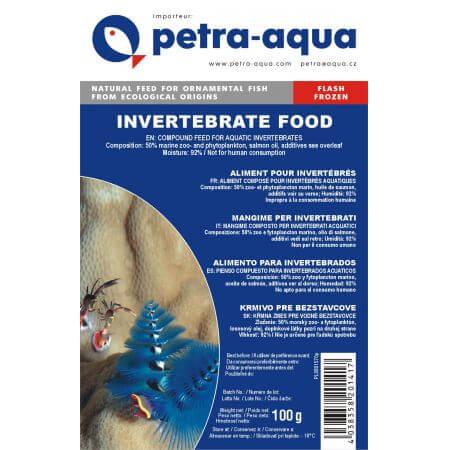 Petra Aqua Invertebrate Food Diepvries 100Gr.