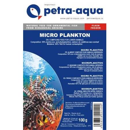 Petra Aqua Micro Plankton Diepvries