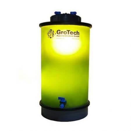 Phytobreeder 250 - 18 liter inhoud met verlichting