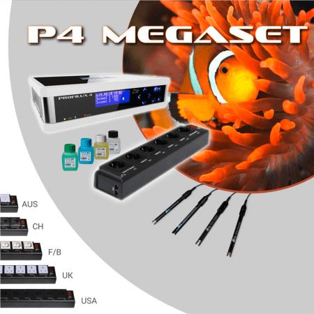 ProfiLux 4 Mega-Set